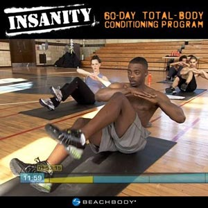 INSANITY DVD Workout