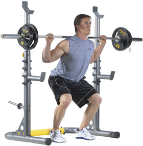 Gold's Gym XRS Olympic Bench