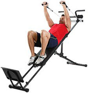 Weider Total Body Works 5000 Gym