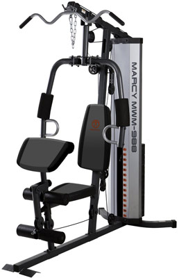 Marcy 150 Pound Weight Stack Home Gym