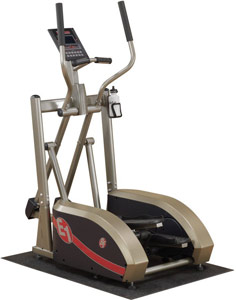 Best Fitness E1 Elliptical Trainer