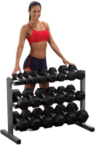 Body Solid GDR363 Dumbbell