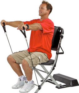 Resistance Chair Exercise and Rehabilitation System