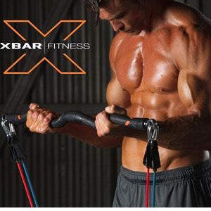 Xbar Home Gym Strength Training Set