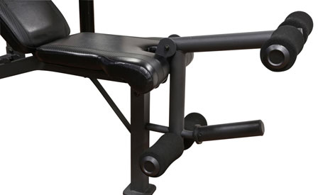 Competitor Weight Bench