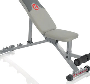 Universal 5 Position Bench